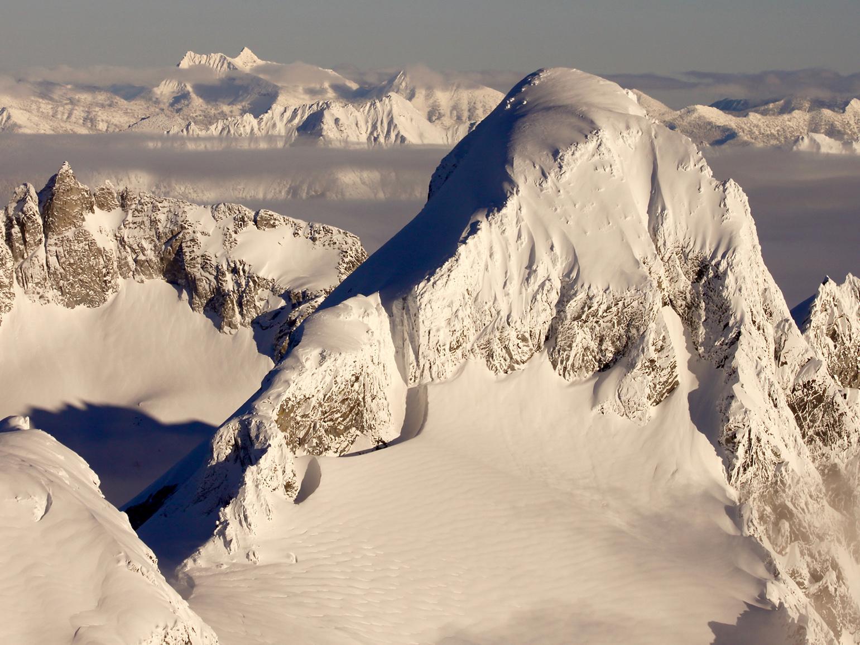 Sinister Peak: North Cascades